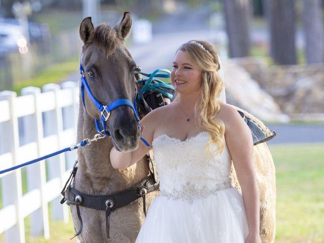Ryan and Danielle's Wedding in Dade City, Florida 62