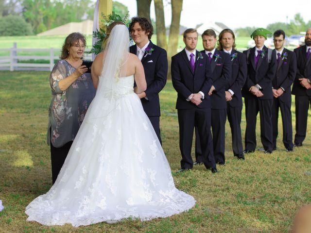 Ryan and Danielle's Wedding in Dade City, Florida 65