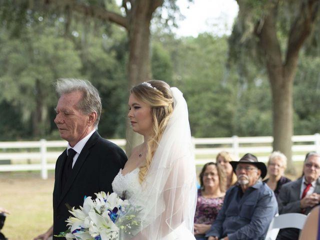 Ryan and Danielle's Wedding in Dade City, Florida 67