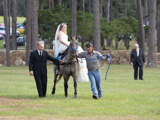 Ryan and Danielle's Wedding in Dade City, Florida 70