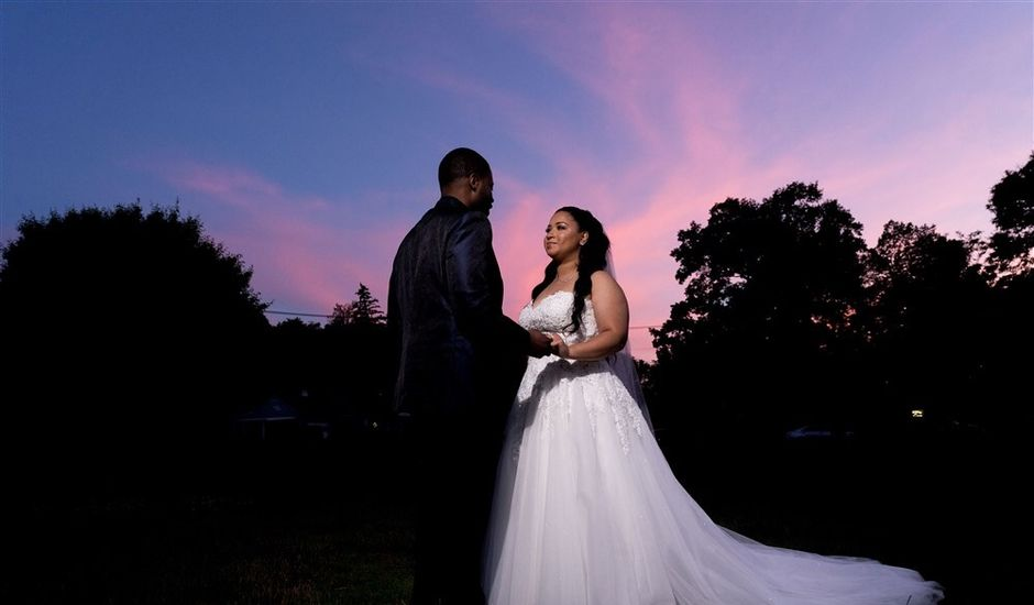 Crystal and Charvelle's Wedding in Agawam, Massachusetts