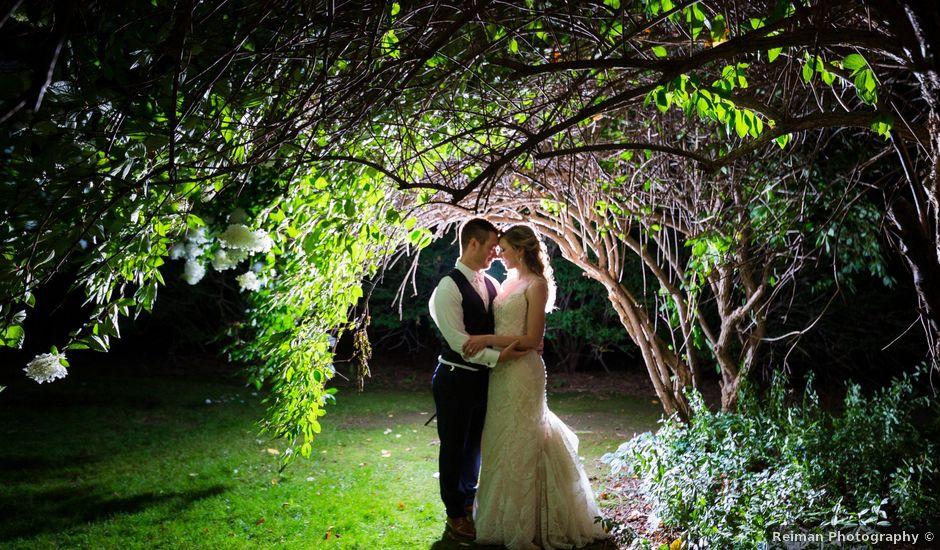 Cody and Amanda's Wedding in Barre, Massachusetts