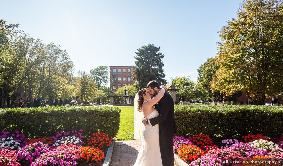 Jennifer and Richard's Wedding in Syracuse, New York