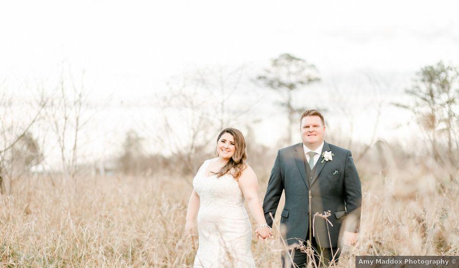 Joe and Brittany's Wedding in Houston, Texas