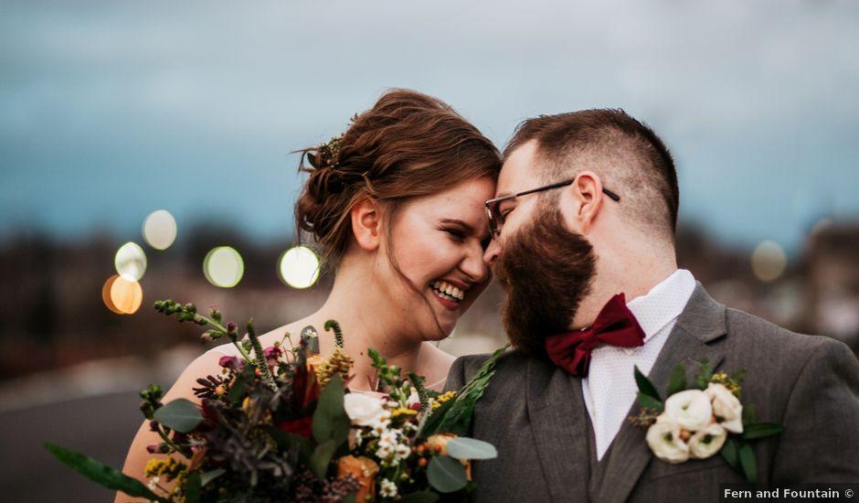 Mason and Mollie's Wedding in Lititz, Pennsylvania