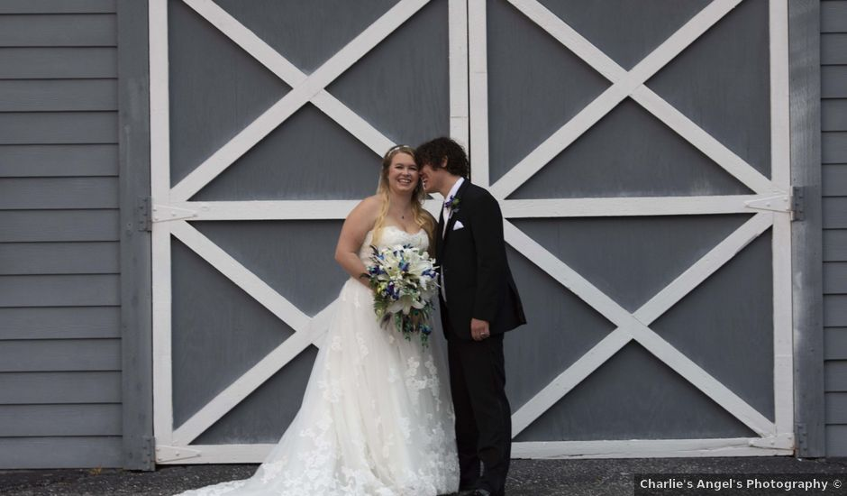 Ryan and Danielle's Wedding in Dade City, Florida