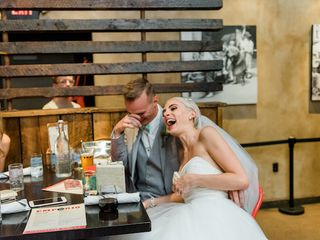Cassie and Dylan's Wedding in East Pittsburgh, Pennsylvania 5