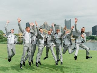 Cassie and Dylan's Wedding in East Pittsburgh, Pennsylvania 6