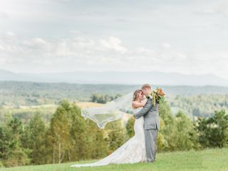 Matthew and Rachel's Wedding in Chattanooga, Tennessee 10