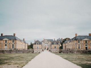 The wedding of Clémence and Nicolas 2