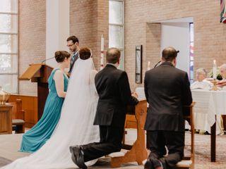 Matthew and Katherine's Wedding in Metairie, Louisiana 3