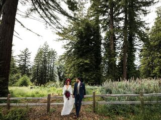 The wedding of Thomas and Natalie