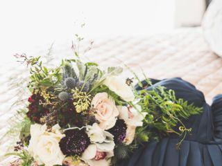 The wedding of Elizabeth and Courtney 2