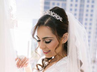 The wedding of Mena and Sandra 3