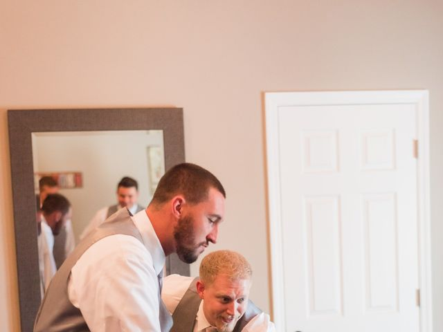 Matthew and Rachel's Wedding in Chattanooga, Tennessee 4
