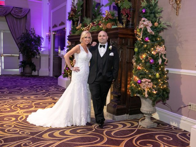 The wedding of Kelly and Michael