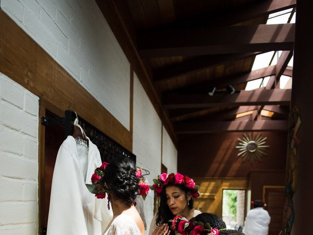 Natalie and Thomas's Wedding in Soquel, California 8