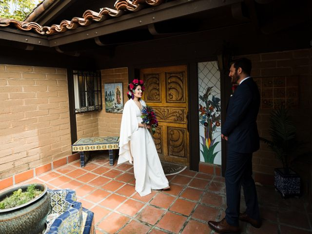 Natalie and Thomas's Wedding in Soquel, California 14