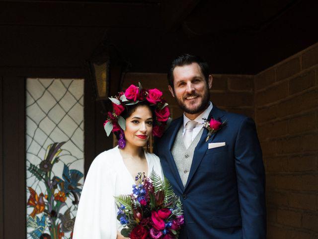 Natalie and Thomas's Wedding in Soquel, California 16