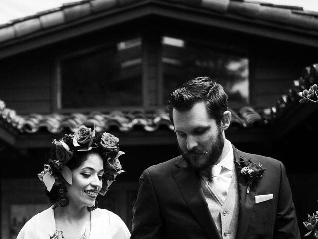 Natalie and Thomas's Wedding in Soquel, California 17