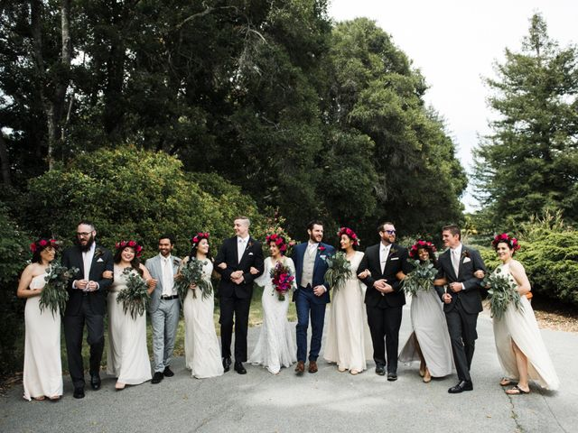 Natalie and Thomas's Wedding in Soquel, California 23