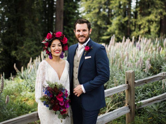 Natalie and Thomas's Wedding in Soquel, California 26