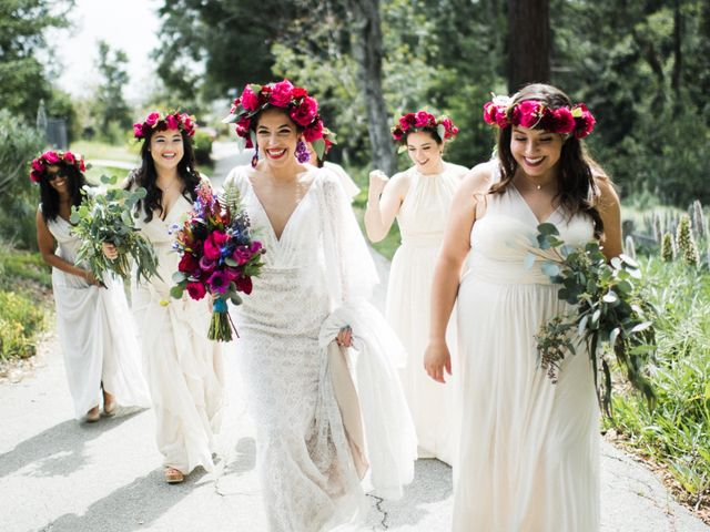 Natalie and Thomas's Wedding in Soquel, California 28