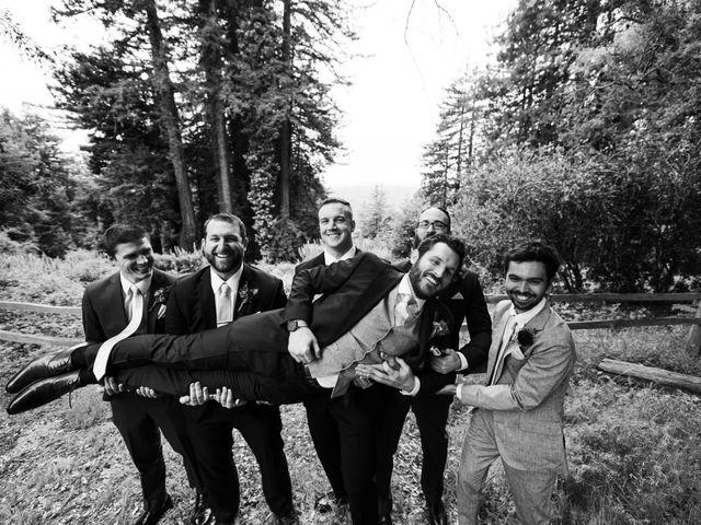 Natalie and Thomas's Wedding in Soquel, California 32