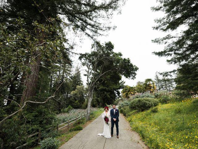 Natalie and Thomas's Wedding in Soquel, California 37