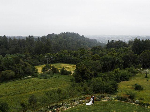 Natalie and Thomas's Wedding in Soquel, California 41