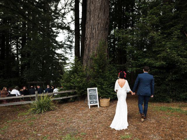 Natalie and Thomas's Wedding in Soquel, California 42