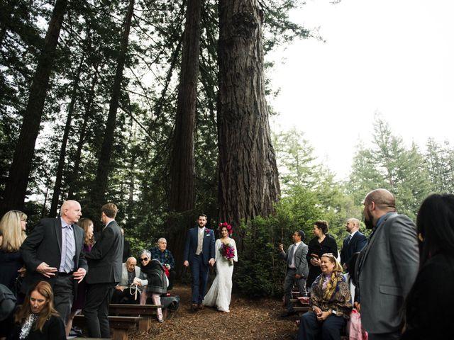 Natalie and Thomas's Wedding in Soquel, California 43