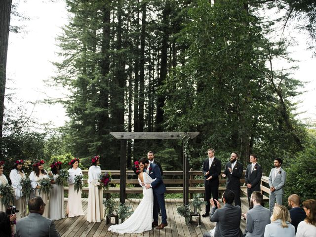 Natalie and Thomas's Wedding in Soquel, California 45