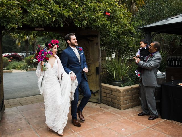 Natalie and Thomas's Wedding in Soquel, California 49