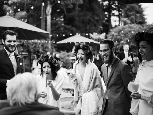Natalie and Thomas's Wedding in Soquel, California 51