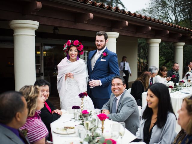 Natalie and Thomas's Wedding in Soquel, California 57
