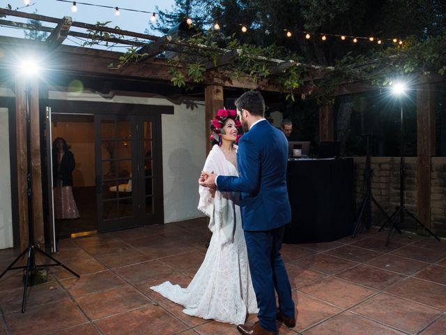 Natalie and Thomas's Wedding in Soquel, California 62