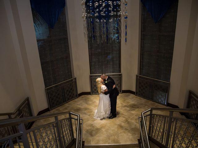 The wedding of Tealina and Ray