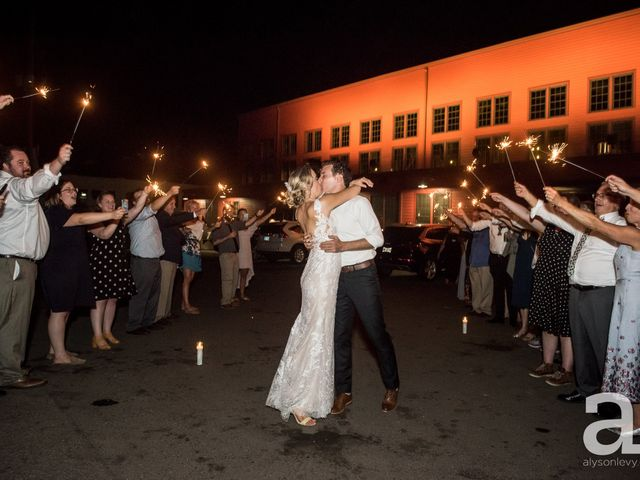 Eric and Katie's Wedding in Portland, Oregon 37