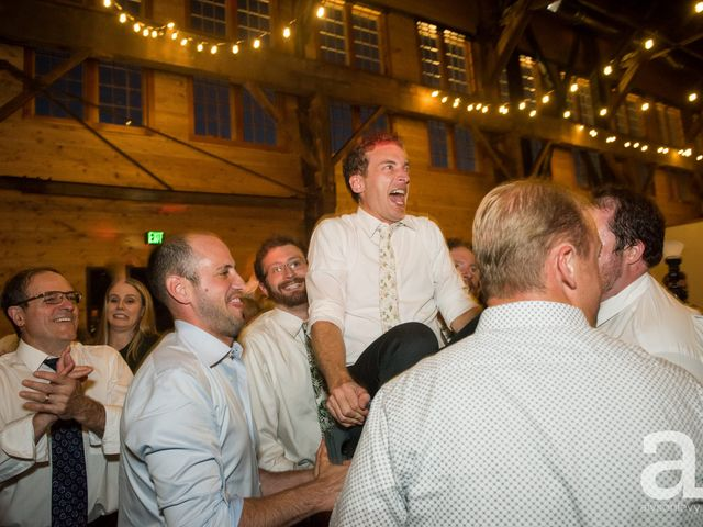 Eric and Katie's Wedding in Portland, Oregon 35