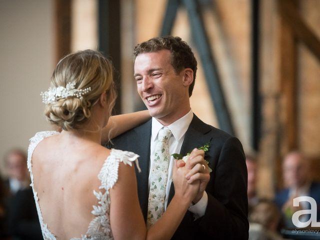 Eric and Katie's Wedding in Portland, Oregon 32