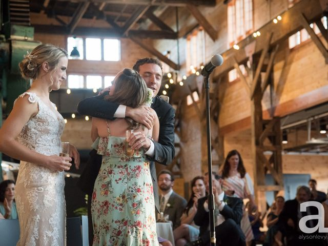Eric and Katie's Wedding in Portland, Oregon 30