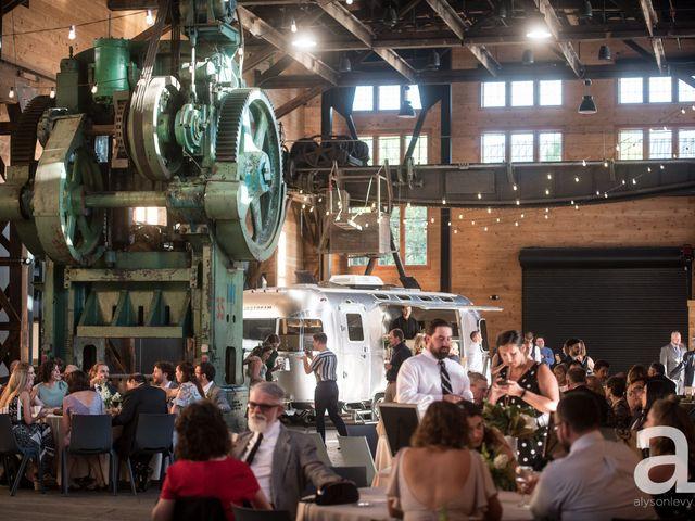 Eric and Katie's Wedding in Portland, Oregon 2