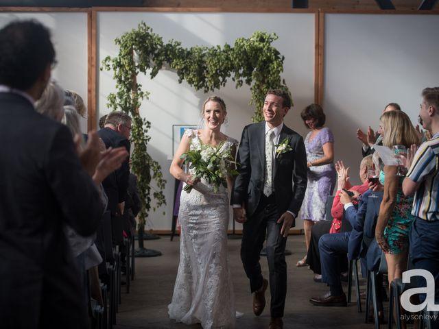 Eric and Katie's Wedding in Portland, Oregon 23