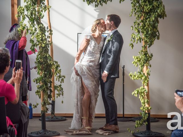 Eric and Katie's Wedding in Portland, Oregon 22