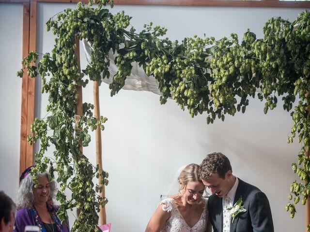 Eric and Katie's Wedding in Portland, Oregon 20