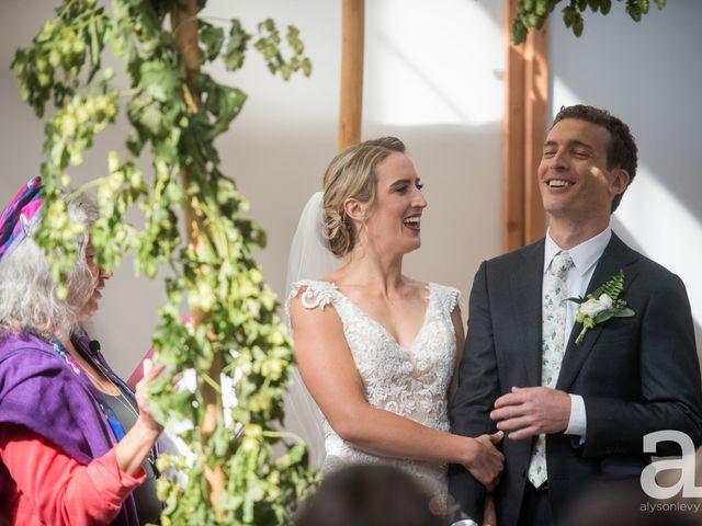 Eric and Katie's Wedding in Portland, Oregon 19