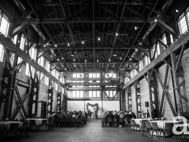 Eric and Katie's Wedding in Portland, Oregon 17