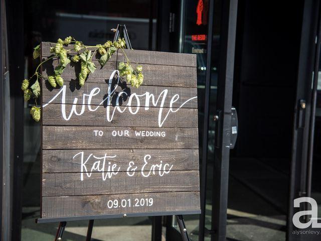 Eric and Katie's Wedding in Portland, Oregon 14