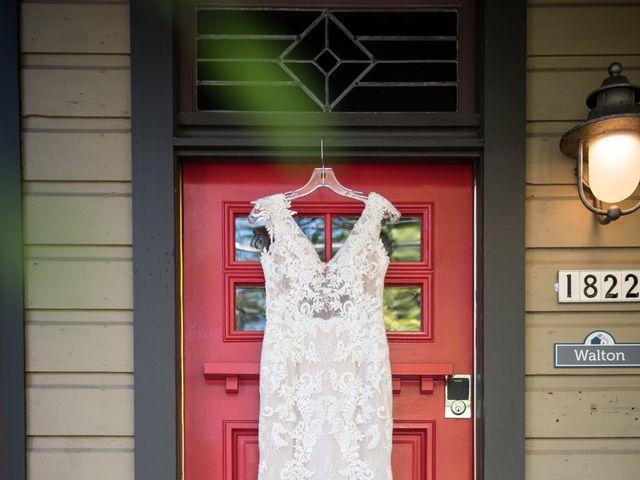 Eric and Katie's Wedding in Portland, Oregon 3